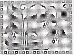 Knitting Patterns, Crochet Patterns, Filet Crochet Charts, Crochet Curtains, One Color, Cross Stitch, Embroidery, Socks, Crochet Carpet