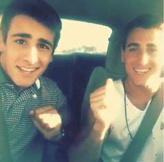 Miuccio Brothers. ❤️☺️ love them . #vine #handsomebrothers #joeandvinny #mcm