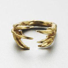 Vera Meat. Love her rings