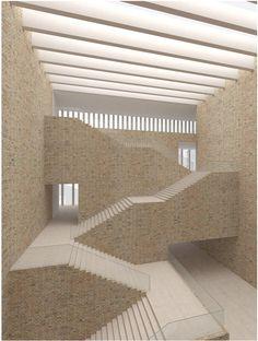 M9 - Nuovo polo culturale a Venezia-Mestre - David Chipperfield Architects