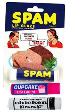 weird lip balm flavors - Bing Images