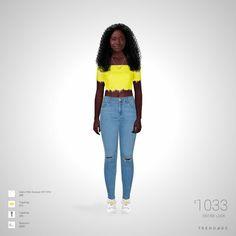 Roupa desenhada por Yasmin usando roupas de Topshop, Saks Fifth Avenue OFF 5TH, Buscemi. Estilo feito através do Trendage.