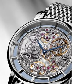 womens skeleton watches | Patek Philippe Skeleton Watch - Watchluxus