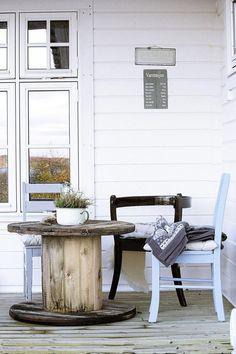 Reutilizar para decorar | Estilo Escandinavo