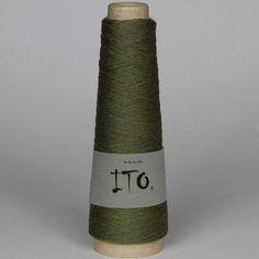 SHIO Lead Green - SHIO - ITO garn