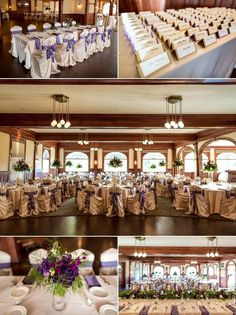 Indoor Wedding/Reception Venue - MacGregor Room at The Stanley Hotel Hotel Wedding Receptions, Wedding Locations, Wedding Tips, Dream Wedding, The Stanley Hotel, Table Decorations, Beautiful, Home Decor, Room
