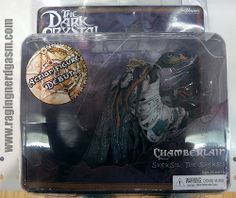 The Dark Crystal Chamberlain. Check out our flickr at http://www.flickr.com/photos/ragingnerdgasm/sets/72157631095233354/