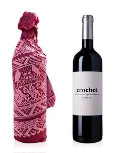 Crochet by Rita Rivotti , via Behance #taninotanino #vinosmaximum