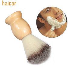 HAICAR Love Beauty Female  1pc Men's Badger Hair Resin Handle Barber Shave Brush Drop Shipping 170216 #Affiliate