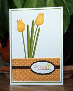 stampin up mother's day | Every time I visit ColourQ I gasp at the swatches and this week the ...