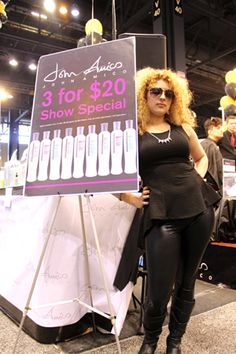 America's Beauty Show March 2014