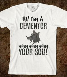 I told my husband I want this shirt. He said he would get right on that. He better not be toying with my soul.