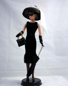"Audrey Hepburn ""Breakfast at Tiffany's"" Collector Barbie"