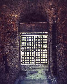 Jail Photography, Minerals, Linen Fabric, Kunst