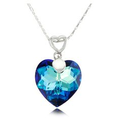 Find More Pendants Information about The new silver crystal necklace sea heart pendants Korean fashion jewelry wholesale     ASP0065,High Quality jewelry bear,China jewelry mask Suppliers, Cheap jewelry corner from ShunYang Mall on Aliexpress.com