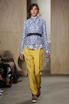 CREATURES OF THE WIND - Spring Summer 2015 - New York Fashion Week