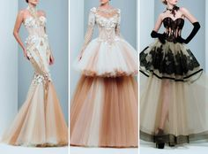 Marwan and Khaled fall 2015 couture