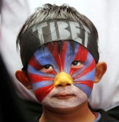 Help support a free Tibet! Dalai Lama, Tibetan Buddhism, World Of Color, World Cultures, Anthropology, Beautiful Children, Human Rights, Portraits, Asia