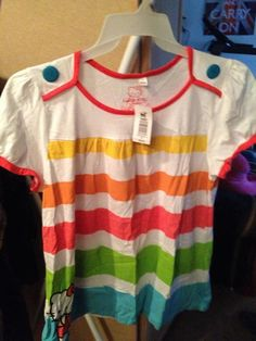 Hello Kitty Top - XXL in MissEsas Garage Sale in Warrenville , IL for $10. Hello Kitty Top Hot Topic - Brand new with tags...