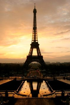 Ever since I was a little girl I wanted to travel to Paris