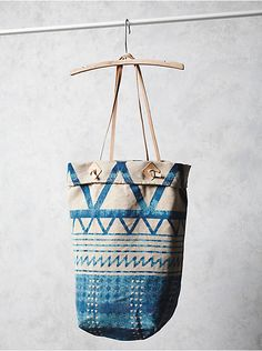 Free People Faded Sedona Tote, $48.00