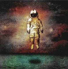 stoner astronauts | gif trippy dope drugs weed smoke lsd Grunge shrooms acid psychedelic ...