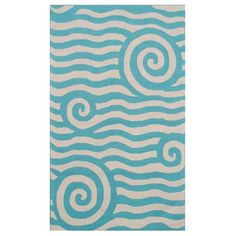I pinned this Yala Rug from the Bright & Bold Outdoor Rugs event at Joss and Main!