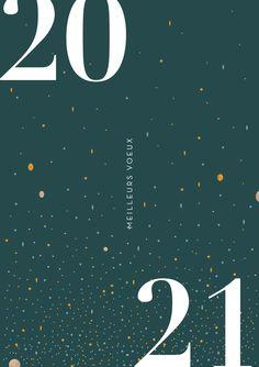Optez pour la sorbrité afin de souhaiter vos meilleurs voeux pour vos collaborateurs et employés. Plat Halloween, Posters Conception Graphique, Christmas Layout, Christmas Cards, Happy New Year Design, Nouvel An, New Year Card, Xmas Party, Work Inspiration