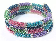 Jill Wiseman Designs - Gypsy Soul Wrap Bracelet Instructions Only, $5.00 (http://shop.jillwisemandesigns.com/gypsy-soul-wrap-bracelet-instructions-only/)