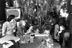 images of christmas in the 1950s | 1950's Family Christmas Photos