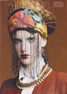 Vogue Photography, Beauty Photography, Oriental Fashion, Ethnic Fashion, Fashion Photo, Fashion Beauty, Boyish Girl, Face Photo, Harajuku Fashion
