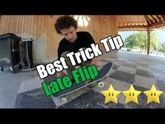 BEST TRICK TIP | LATE FLIP - http://dailyskatetube.com/switzerland/best-trick-tip-late-flip/ - Instagram - @jonny_Chinaski_Giger My Youtube Channel: http://www.youtube.com/user/Jonnyswitzerland BEST TRICK TIP | LATE FLIP  Life of Riley von Kevin MacLeod ist unter der Lizenz Creative Commons Attribution license (https://creativecommons.org/licenses/by/4.0/) lizenziert. Quelle: