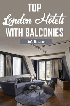 Top London hotels with balconies Europe Destinations, Europe Travel Tips, European Travel, Hotels With Balconies, Beautiful Hotels, Amazing Hotels, Things To Do In London, London Hotels, London Travel