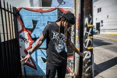 Ty Dolla Sign. Street Style. Photo by Silas Lee. menswear mnswr mens style mens fashion fashion style streetstyle tydollasign