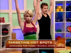Tracy Anderson - Fitness Tips for Trouble Areas