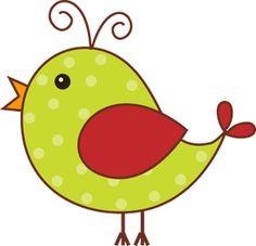 Danielle M (daniellemoraesfalcao) - Minus.com Bird Drawings, Easy Drawings, Drawing For Kids, Art For Kids, Bird Template, Rock Painting Designs, Whimsical Art, Fabric Painting, Bird Art