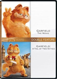 Bill Murray - Garfield: (The Movie / Tale of Two Kitties)