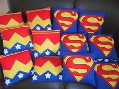 almofada-mulher-maravilha-super-men