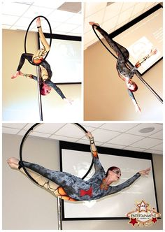 Texas aerialist performing on Lollipop lyra for J&D Entertainment, perfect for corporate events, wedding receptions, galas, quinceaneras, bar mitzvahs and holiday parties! www.jdentertain.com