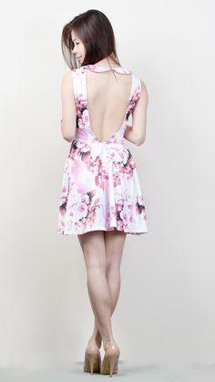 CHERRY BLOSSOM DRESS OMG LOVE