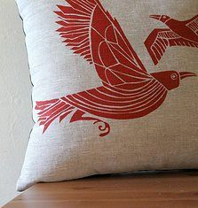 Gaawaa Miyay: Contemporary Aboriginal Design | Cushion
