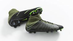 "Nike Hypervenom 3 DF Tech Craft ""Black/Electric Green"""