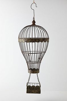Wire Air Balloon  #anthropologie