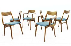 Scandinavian Furniture, Dining Room Chairs, Mad Men, Denmark, Teak, Mid Century, The Originals, Antiques, Modern