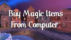Buy Magic Items from Computer Magic Realms, German Translation, Sims 4 Mods, Best Sims, I Am Game, Scarlet, Adoption, Robin, Neon Signs