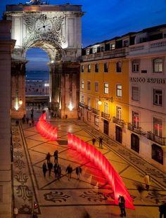 Lisbon, Portugal  photo via besttravelphotos
