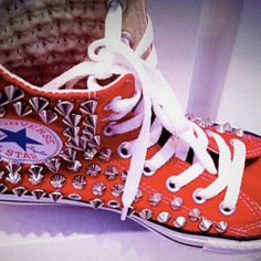 All Star full of spikes!! Bealtiful!!