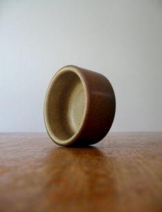 Vintage Heath Ceramics Plaza Ramekin / Tiny Bowl / Cup by luola