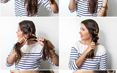 12 Easy DIY Hairstyles That Will Not Take You More Than 5 minutes - Page 10 of 12 - Nadyana Magazine