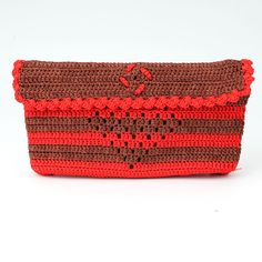 red pouch, money purse